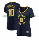 Camiseta Brian Bowen II 10 Indiana Pacers icon edition Armada Mujer