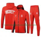 Chandal Nike Houston Rockets nba Showtime Rojo Hombre