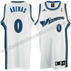 camiseta washington wizards con gilbert arenas #0 blanca