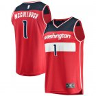 Camiseta Chris McCullough 1 Washington Wizards Icon Edition Rojo Hombre