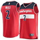 Camiseta John Wall 2 Washington Wizards Icon Edition Rojo Hombre