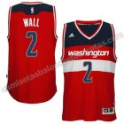equipacion washington wizards 2014-2015 john wall #2 roja