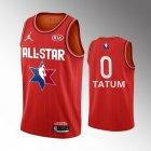 camiseta Jayson Tatum #0 nba all star 2020 rojo