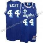 camiseta los angeles lakers con jerry west #44 soul azul