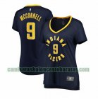 Camiseta T.J. McConnell 9 Indiana Pacers icon edition Armada Mujer