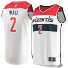 Camiseta John Wall 2 Washington Wizards Association Edition Blanco Hombre