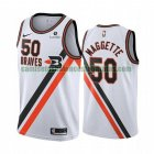 Camiseta Corey Maggette 50 Los Angeles Clippers 2020-21 Temporada Statement Blanco Hombre