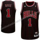 equipacion derrick rose #1 chicago bulls rev30 tira