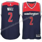 equipacion john wall #2 washington wizards 2014-2015 azul