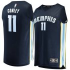 Camiseta Mike Conley 11 Memphis Grizzlies Icon Edition Armada Hombre