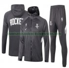 Chandal Nike Houston Rockets nba Showtime Gris Hombre
