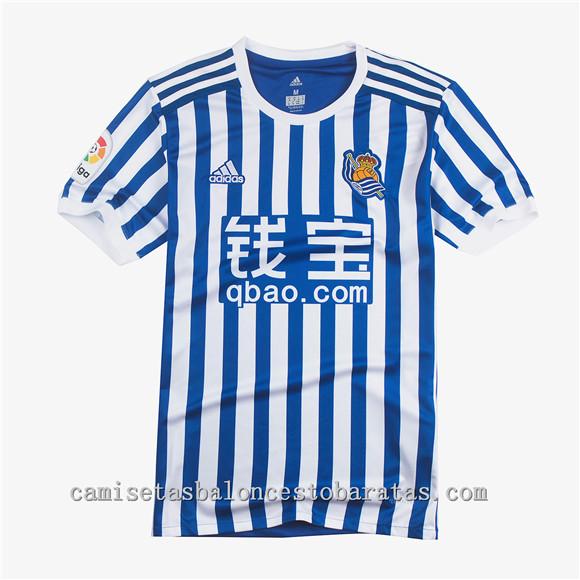 f803fec264c18 camiseta futbol Real Sociedad baratas