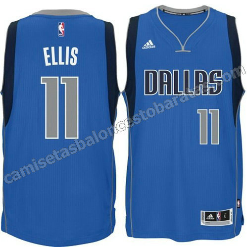 camiseta dallas mavericks 2015 con JaVale McGee #11 azul