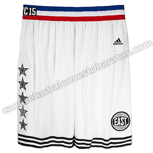 pantalones baloncesto baratas nba all star 2015 blanca