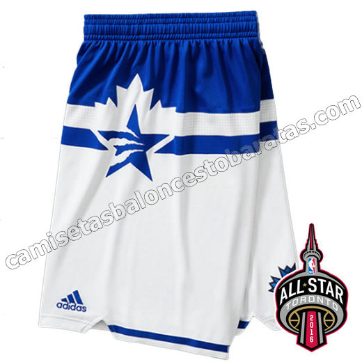 pantalones baloncesto nba baratas all star 2016 blanca