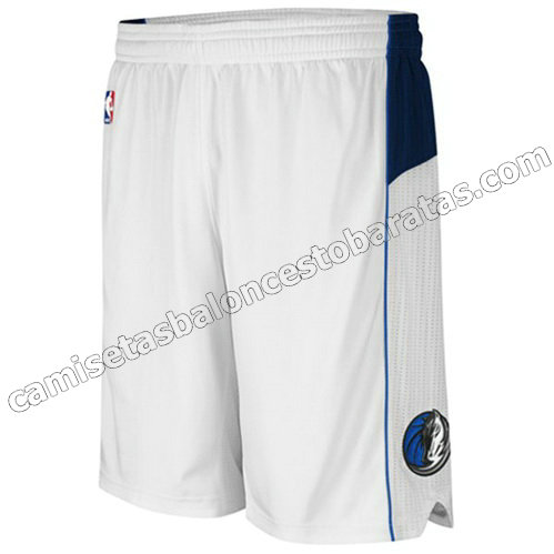pantalones baloncesto nba baratas dallas mavericks blanca