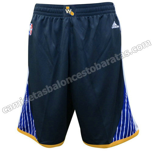 pantalones nba golden state warriors swingman negro
