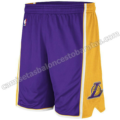 pantalones baloncesto nba baratas los angeles lakers azul