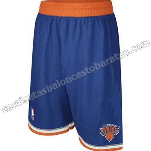 pantalones baloncesto nba baratas new york knicks azul